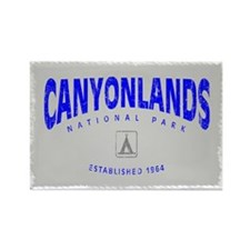 Canyonlands National Park (Arch) Rectangle Magnet