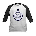 Class Of 2028 nautical Baseball Jersey