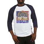 Republican Attack Machine Baseball Jersey