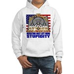 Republican Attack Machine Hooded Sweatshirt