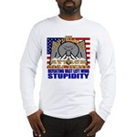 Republican Attack Machine Long Sleeve T-Shirt