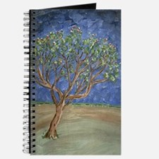 Crape Myrtle Art Journal