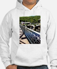 The Bridges at Shelbourne Falls Hoodie
