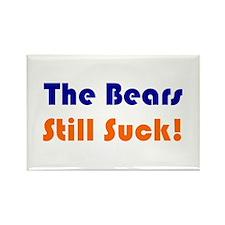 Bears Still Suck Rectangle Magnet