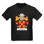 Espigol Family Crest Kids Dark T-Shirt