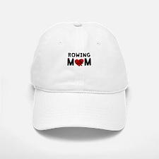 Rowing Mom Baseball Baseball Baseball Cap