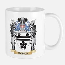 Mobius Coat of Arms - Family Crest Mugs