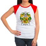 Escama Family Crest Women's Cap Sleeve T-Shirt