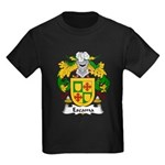 Escama Family Crest Kids Dark T-Shirt