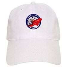 Constitution Party Baseball Cap