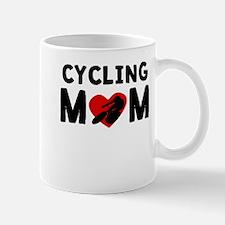 Cycling Mom Mugs