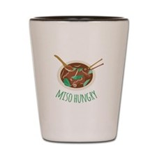Miso Hungry Shot Glass