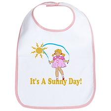 Sunny Day Jump Rope Bib