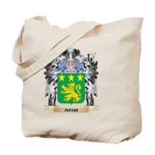 Mohr Coat of Arms - Family Crest Tote Bag