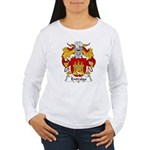 Entralgo Family Crest Women's Long Sleeve T-Shirt
