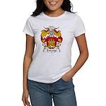 Entralgo Family Crest Women's T-Shirt