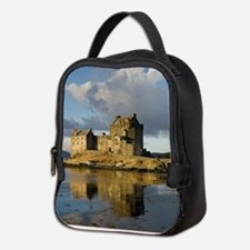 EILEAN DONAN CASTLE Neoprene Lunch Bag