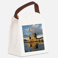 EILEAN DONAN CASTLE Canvas Lunch Bag
