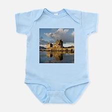 EILEAN DONAN CASTLE Infant Bodysuit
