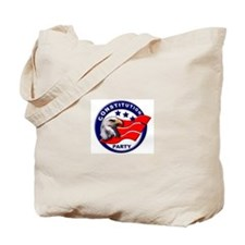 Constitution Party Tote Bag