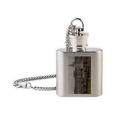 BUCKINGHAM PALACE Flask Necklace