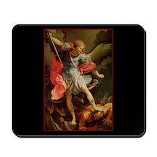 St. Michael - Mousepad