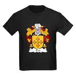 Elio Family Crest Kids Dark T-Shirt
