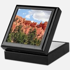 Red Canyon, Utah, USA 7 Keepsake Box