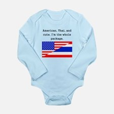 American Thai And Cute Body Suit