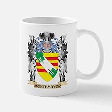 Montemayor Coat of Arms - Family Crest Mugs