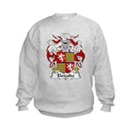Eleizalde Family Crest Kids Sweatshirt