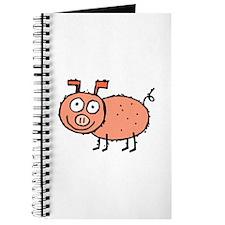 HAPPY PIG! Journal