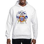 Elcano Family Crest Hooded Sweatshirt