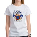 Elcano Family Crest Women's T-Shirt