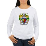 Eizaguirre Family Crest Women's Long Sleeve T-Shir