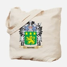 Moore Coat of Arms - Family Crest Tote Bag