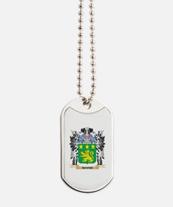Moore Coat of Arms - Family Crest Dog Tags