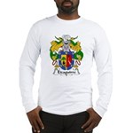 Eizaguirre Family Crest Long Sleeve T-Shirt