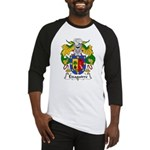 Eizaguirre Family Crest Baseball Jersey