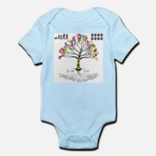 Family Tree Body Suit