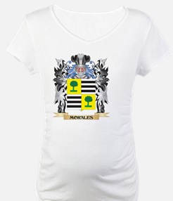 Morales Coat of Arms - Family Cr Shirt