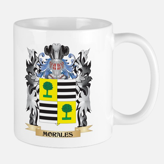 Morales Coat of Arms - Family Crest Mugs