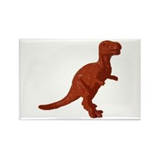 Cute Paleontologist Rectangle Magnet