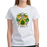 Eguren Family Crest Women's T-Shirt