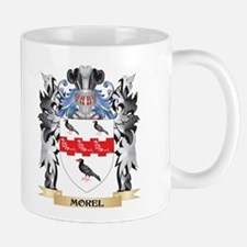 Morel Coat of Arms - Family Crest Mugs