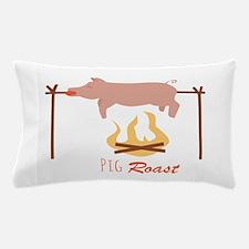 Pig Roast Pillow Case