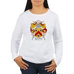 Egerbide Family Crest Women's Long Sleeve T-Shirt