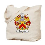 Egerbide Family Crest Tote Bag