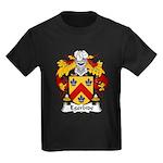 Egerbide Family Crest Kids Dark T-Shirt