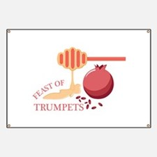 Feast Of Trumpets Banner